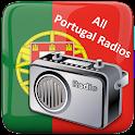 All Portugal FM Radios Free icon