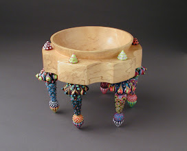 Photo: A Place to Rest Your Dreams Dave Forney, turner Patti Cahill, beadmaker