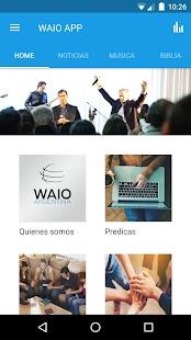 WAIO Argentina - náhled