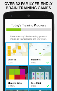 Brainia : Brain Training Games For The Mind - náhled