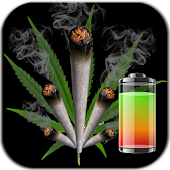 Marijuana Battery Joint Widget