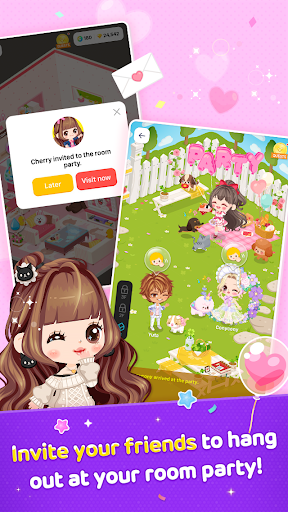 LINE PLAY - Our Avatar World 7.7.1.0 screenshots 6