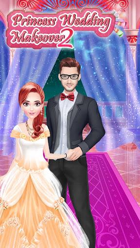Princess Wedding Makeover 2 - Makeover Salon 1.11 screenshots 1