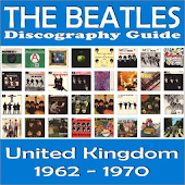 Beatles UK Discography Guide (1962-1970)
