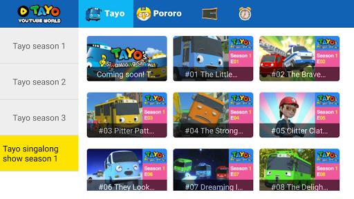 Tayo youtube world 1.0 screenshots 2