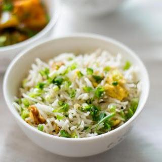 Egg Fried Rice, How to make Egg Fried Rice.