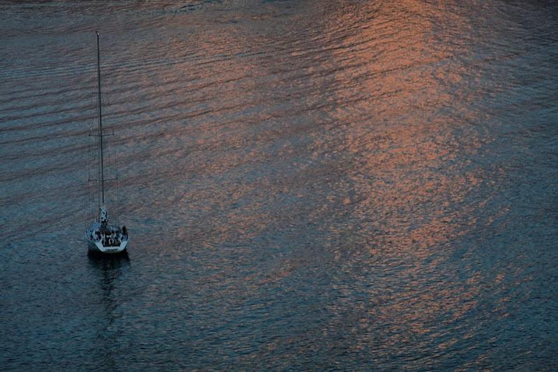 Barca a vela. di Ylen