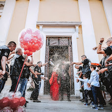 Vestuvių fotografas Alessandro Spagnolo (fotospagnolonovo). Nuotrauka 27.03.2019