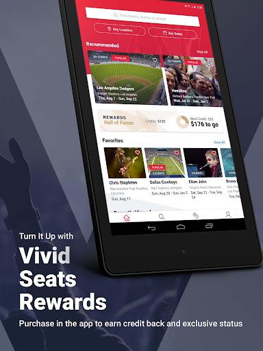 Vivid Seats | Event Tickets screenshot 9