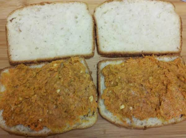 Peanut Butter Sandwich Spread For Kids