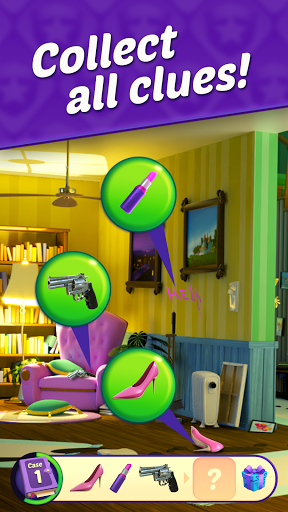 Small Town Murders: Match 3 Crime Mystery Stories filehippodl screenshot 18