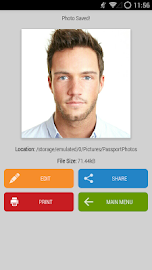 Passport Photo ID Studio Screenshot 1