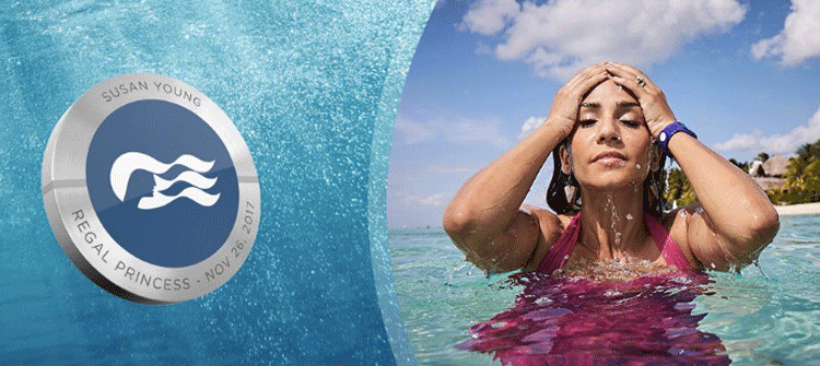 The Ocean Medallion will debut on Regal Princess in November followed by Royal Princess and Caribbean Princess in early 2018.