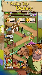 Royal Idle Medieval Quest Mod Apk 1.8 Latest (Unlimited Gems) 1
