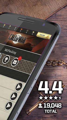 Code Triche Call of War - Guerre mondiale jeu de stratégie mod apk screenshots 2