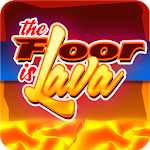 The Floor is Lava Icon