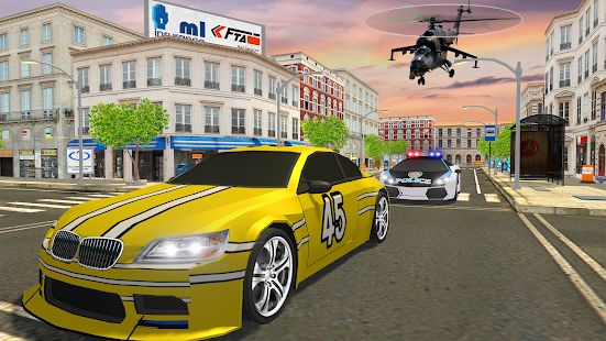 Police Helicopter Extreme Battle - 3D Flight Sim- screenshot thumbnail