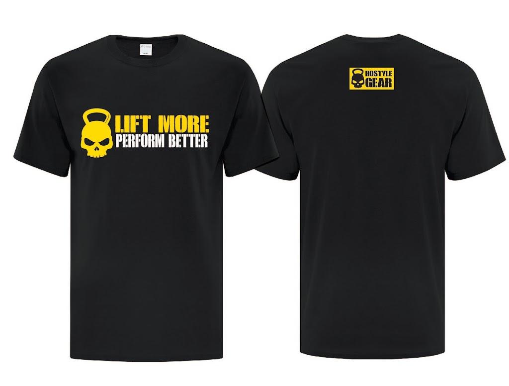 Lift More T Shirt Hostyle