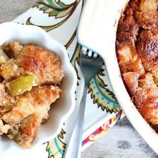Apple Dumpling French Toast Bake.
