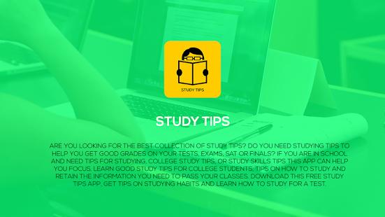 tips before exam
