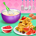 Pasta Making Food Kitchen Chef icon