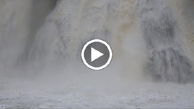Video: View from the front of the ship.  I felt like we were on the Maid of the Mist!