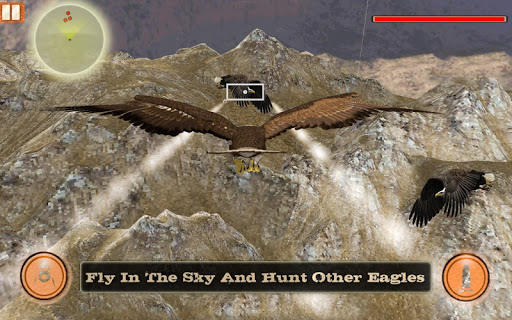 玩模擬App|鷹鳥飛行模擬器免費|APP試玩