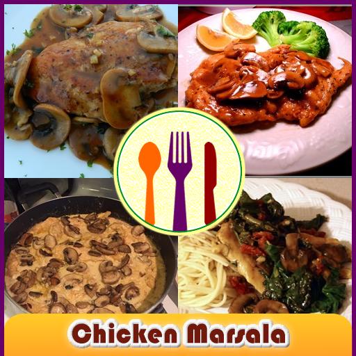 雞馬爾薩拉食譜 健康 App LOGO-APP試玩
