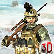 US Army Sniper Combat 2018: Mountain Shooting Fury APK for Bluestacks
