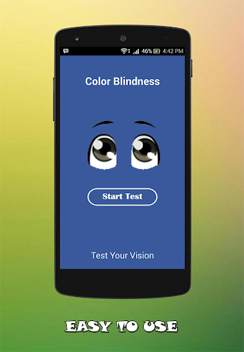 Color Blind Test - Eye Vision