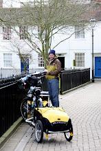 Photo: Day 3 - Outside Tourist Info in Ashford
