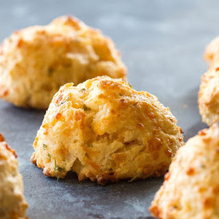 Easy Cheese Biscuits.