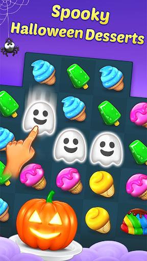 Ice Cream Paradise - Match 3 Puzzle Adventure 2.0.8 screenshots 1
