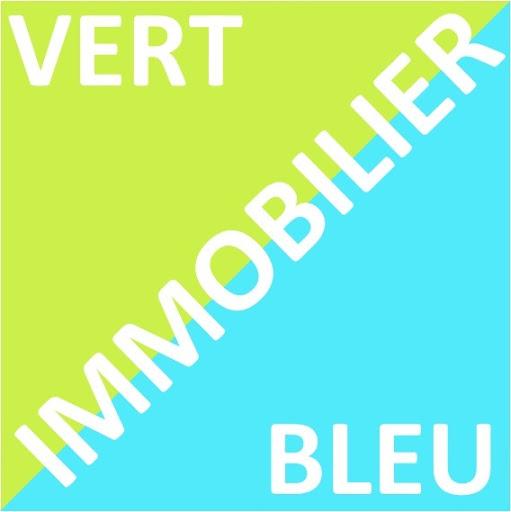 Logo de Vert et Bleu Immobilier