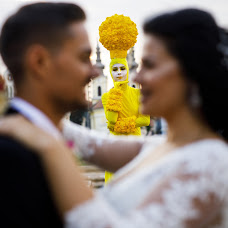 Wedding photographer Radu Dumitrescu (radudumitrescu). Photo of 21.09.2018