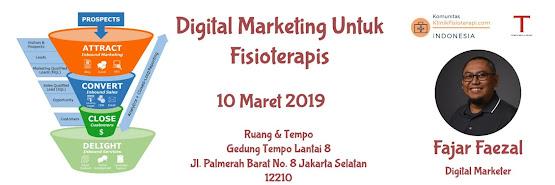 Digital Marketing Untuk Fisioterapis