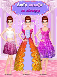 Princess Tailor Makeup Salon Boutique Screenshot