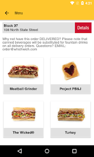 Which Wich Ordering 1.0- screenshot thumbnail