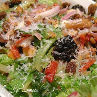 Warm Romaine Salad
