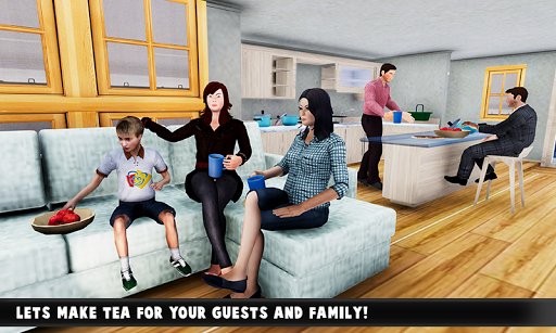 Virtual Family Adventure: Dad & Mom Fun Time for PC