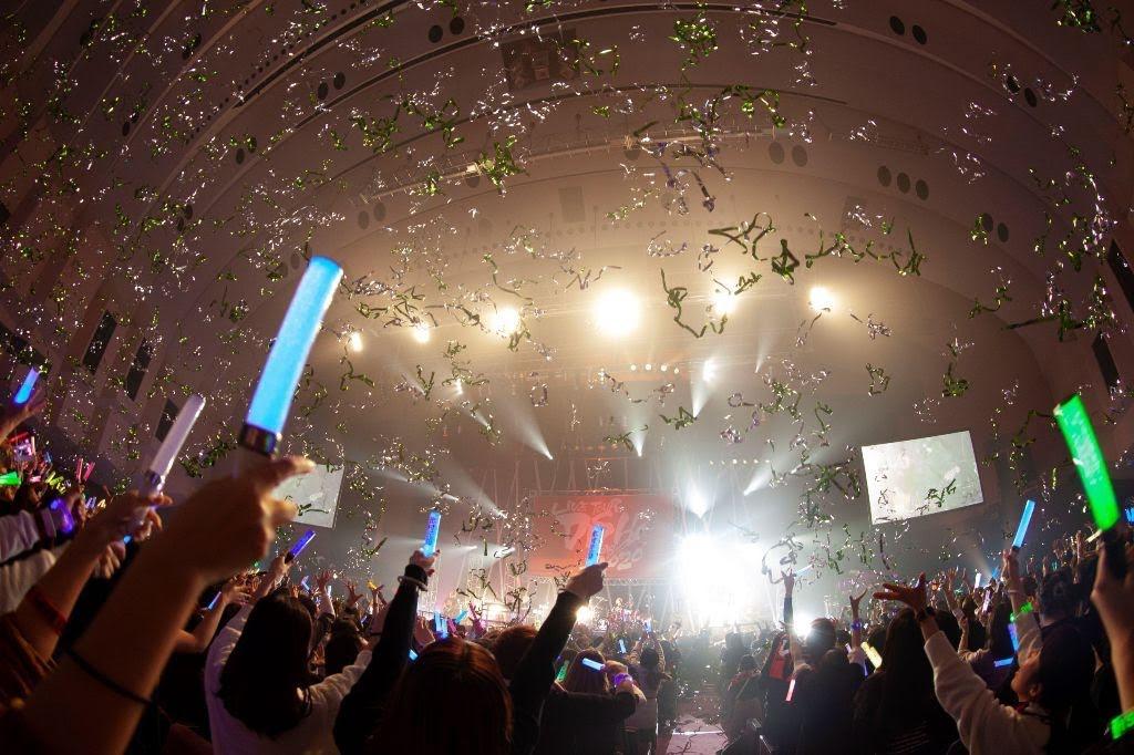 DISH //  橫濱追加公演完美落幕 宣告新作《CIRCLE》和新巡迴消息