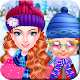 Winter Dressup And Hairdo - Snowman Salon
