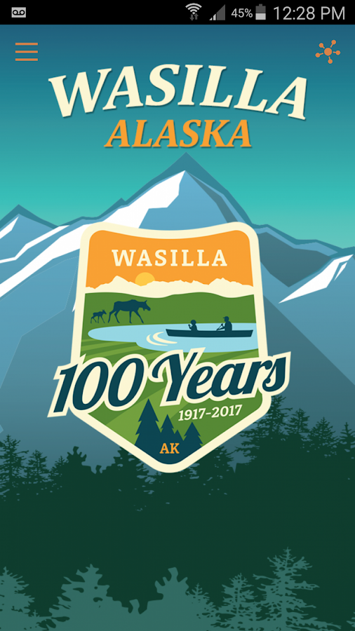 City of Wasilla- screenshot