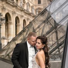 Wedding photographer Kristina Ashmarina (christina87). Photo of 09.06.2018
