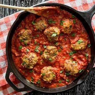Skip The Crock Pot For Faster Paleo Italian Meatballs
