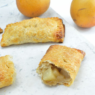 Ginger-Cardamom Asian Pear Hand Pies.