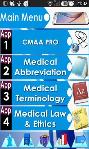 CMAA Medical-Admin. Assistant