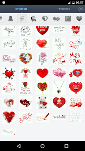 Love Stickers- screenshot thumbnail
