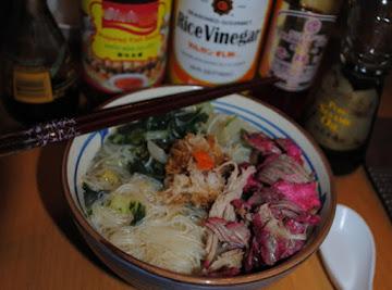 Yum Yum Noodles Recipe
