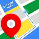 Offline Maps, GPS Navigation & Driving Directions icon